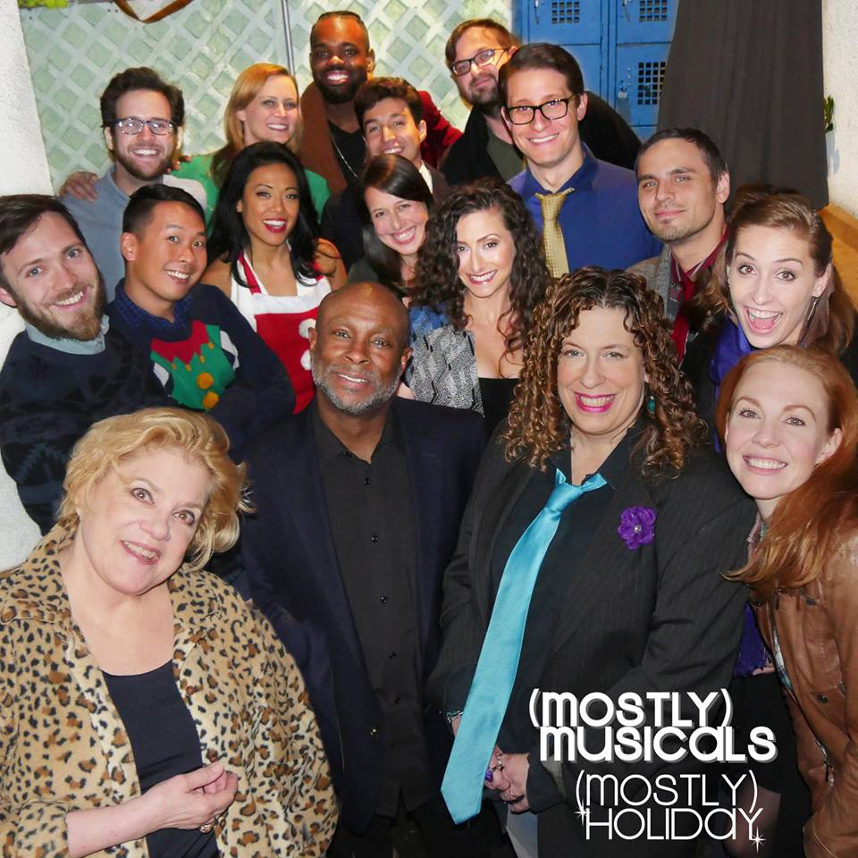 December 12 mostly musicals cast